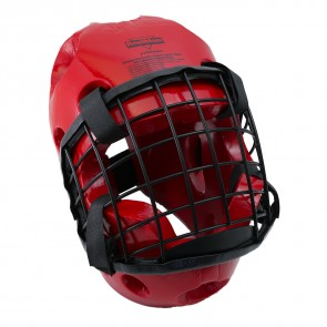 XP Head, Cage & Safety Glasses